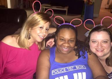 3 girls 2