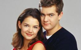 Pacey with Joey