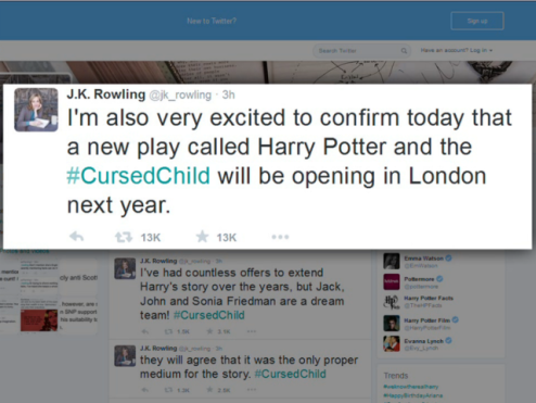 JK Rowling tweets Harry Potter Cursed Child play_1435320968734_20342048_ver1.0_640_480
