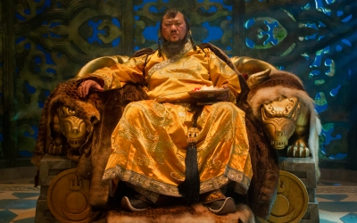 Benedict Wong in a scene from Netflix's