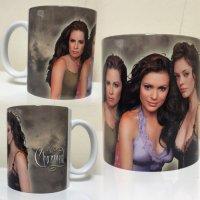 Etsy FAMEDAZED Charmed Mug