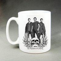 Etsy FAMEDAZED Spn Trio Mug