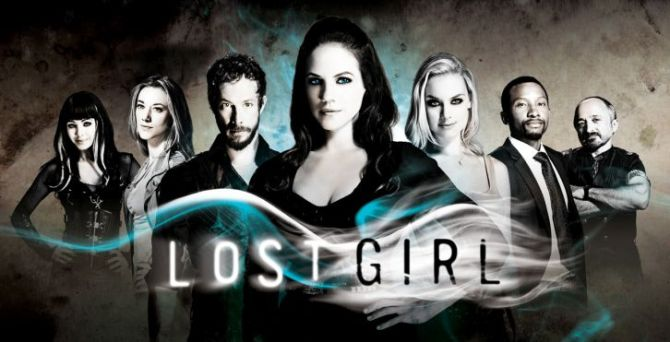 Lost Girl Cast PHoto