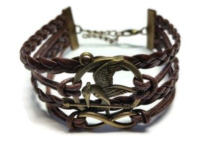 mockingjay bracelet 1