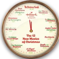 hallmark christmas clock 1