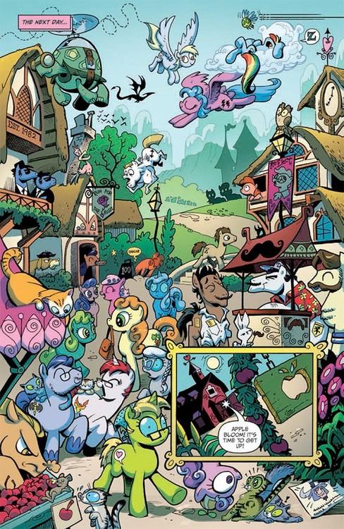 mlp comic 2