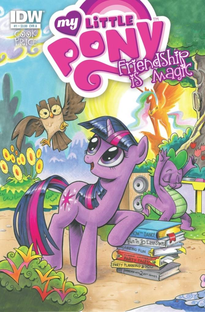 My Little Pony Comic