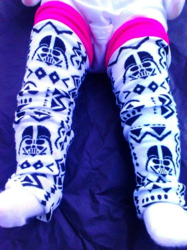 baby star wars leggings