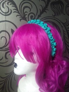 tentacle headband