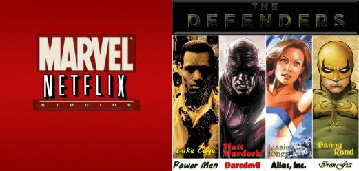 Marvel and Netflix