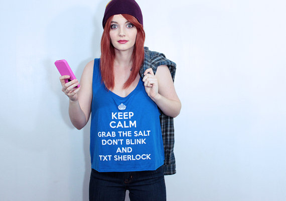 And this is a great twist by AndroidSheepFTW on the Keep Calm trend