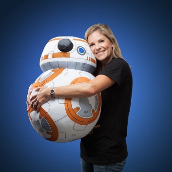BB-8 lifesized 2