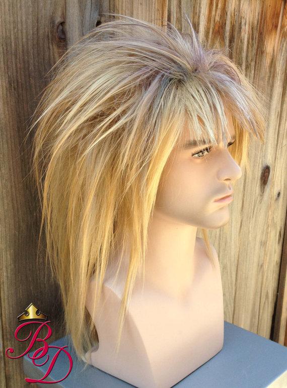 jareth wig
