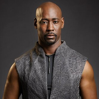 DB Woodside as Amenadiel.