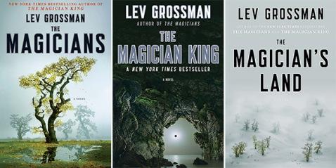 magicians trilogy