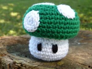 cosplay mushroom