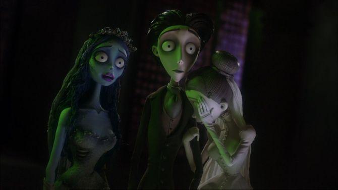 Freaky Romance Corpse Bride