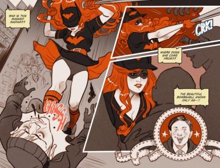 BatwomanPages