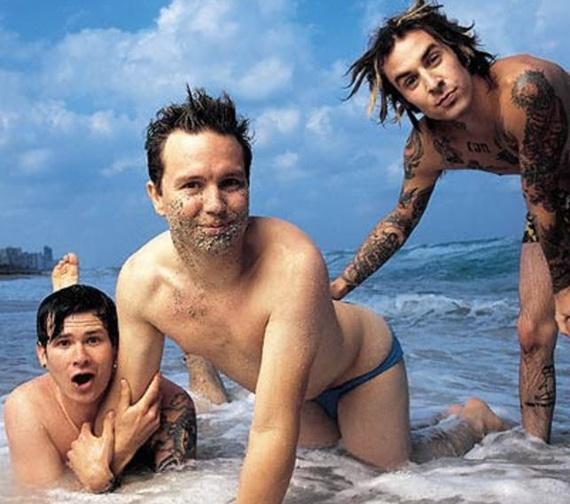 Blink 182 pic