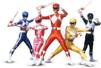 original power rangers