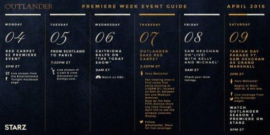 premiereweekschedule