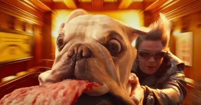 Evan Peters as Quicksilver in 'X-Men: Apocalypse' (2016)