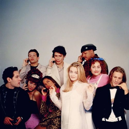 clueless- the cast