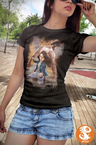 Logan_inspired_shirt ArtbyJPPerez_on_Etsy