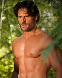 "Joe Manganiello as Alcide Herveaux in ""True Blood"""