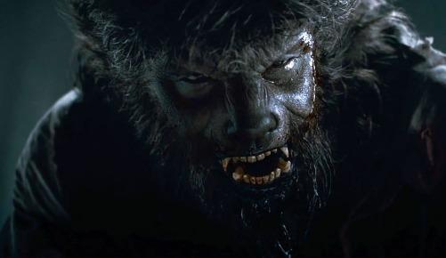 wolfman 2010 werewolf