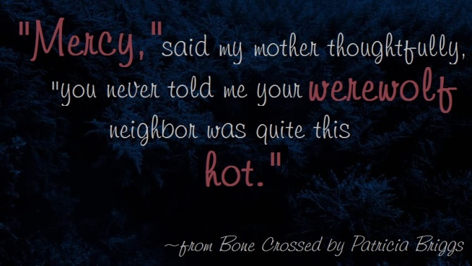hot werewolf neighbor mercy thompson quote