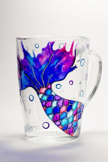 mermaid mug 1