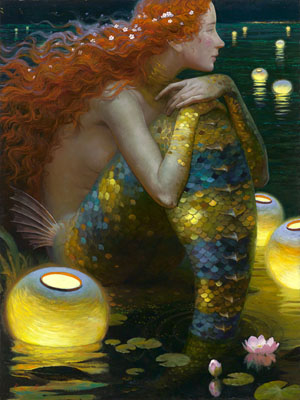 mermaid victor nizovtsev anticipation