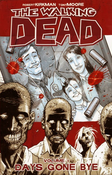 The-Walking-Dead-Volume-1