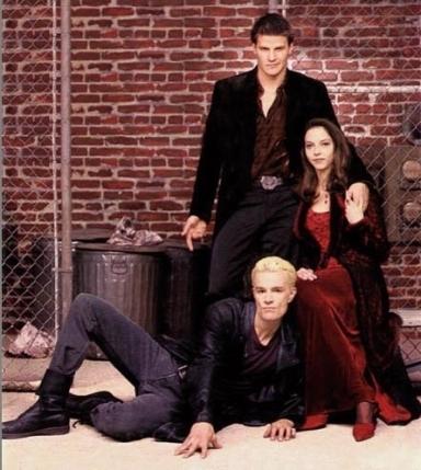Vampires Nostalgic Buffy
