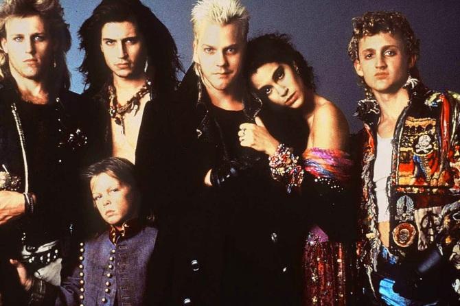 Vampires Nostalgic Lost Boys