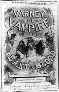 Vampires penny dreadful