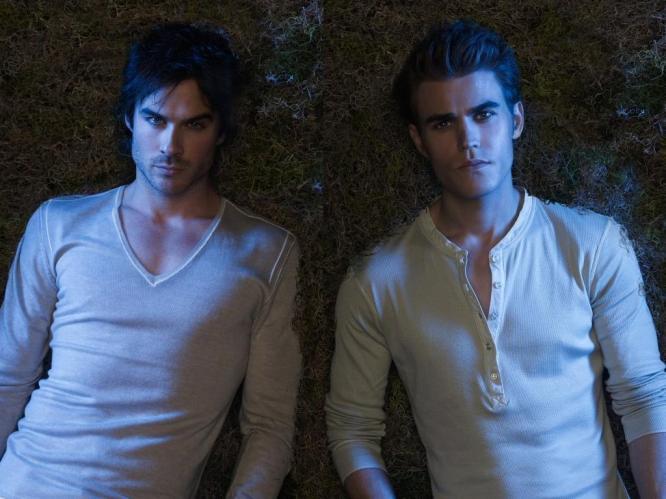 Vampires Pretties Salvatores