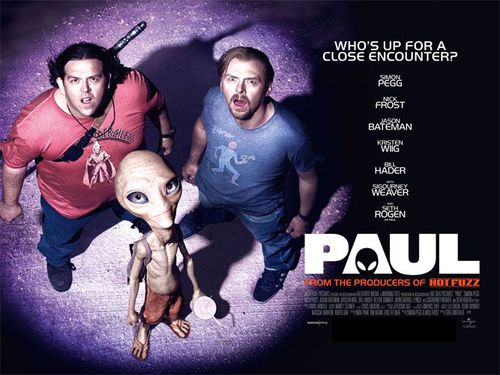 Paul movie poster