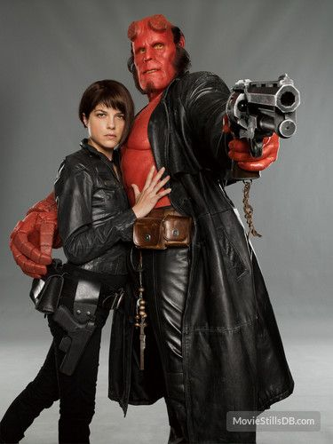 Demons Hellboy