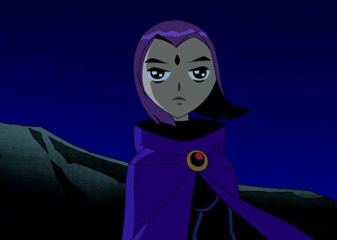 Demons Raven