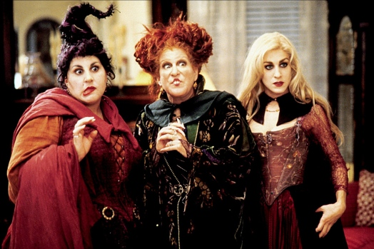 witches- hocus pocus