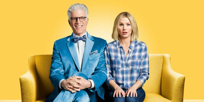 binge watch Good Place