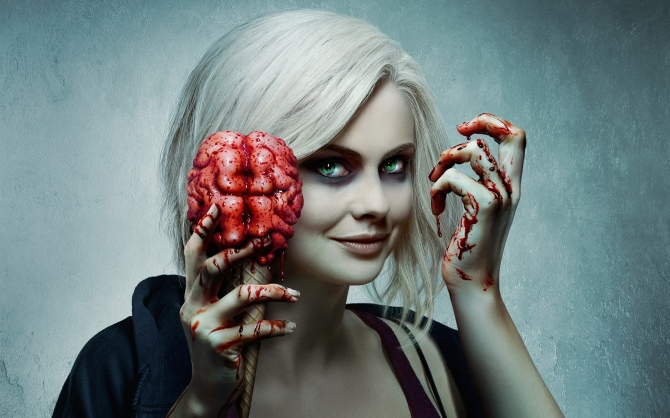 binge watch izombie