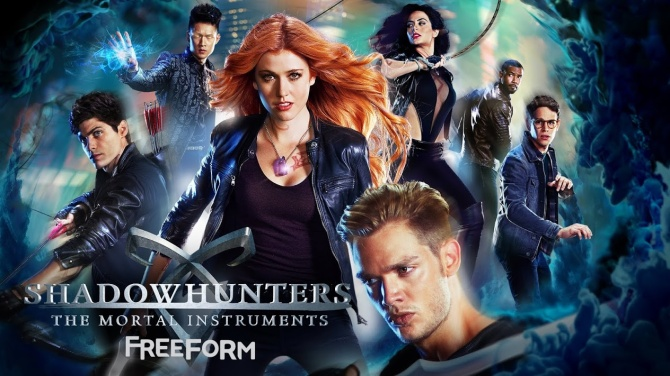 binge watch shadowhunters
