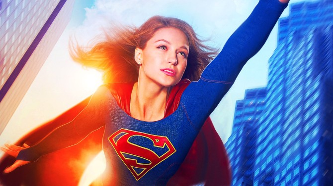 binge watch supergirl