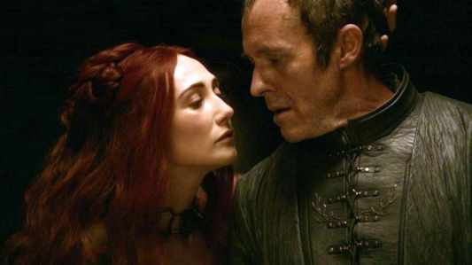 GOT stannis and melisandre