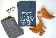 Book Readers shirt