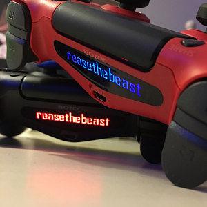 Gamer custom controller 1