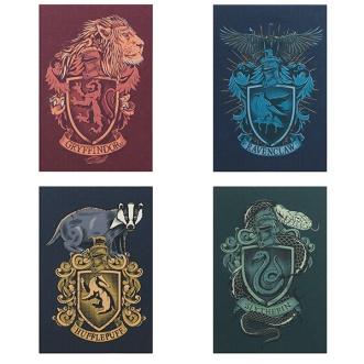 Harry Potter light-up house crests 2